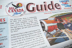 All-Canada Show Guide