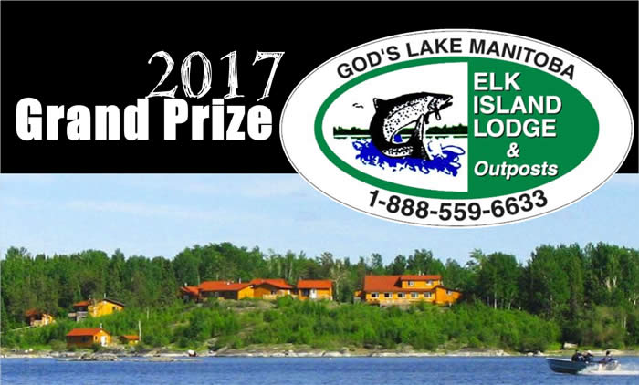 2017 Grand Prize - ELK ISLAND LODGE & OUTPOSTS