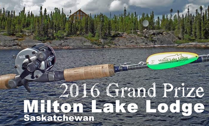 2016 Grand Prize - MILTON LAKE LODGE